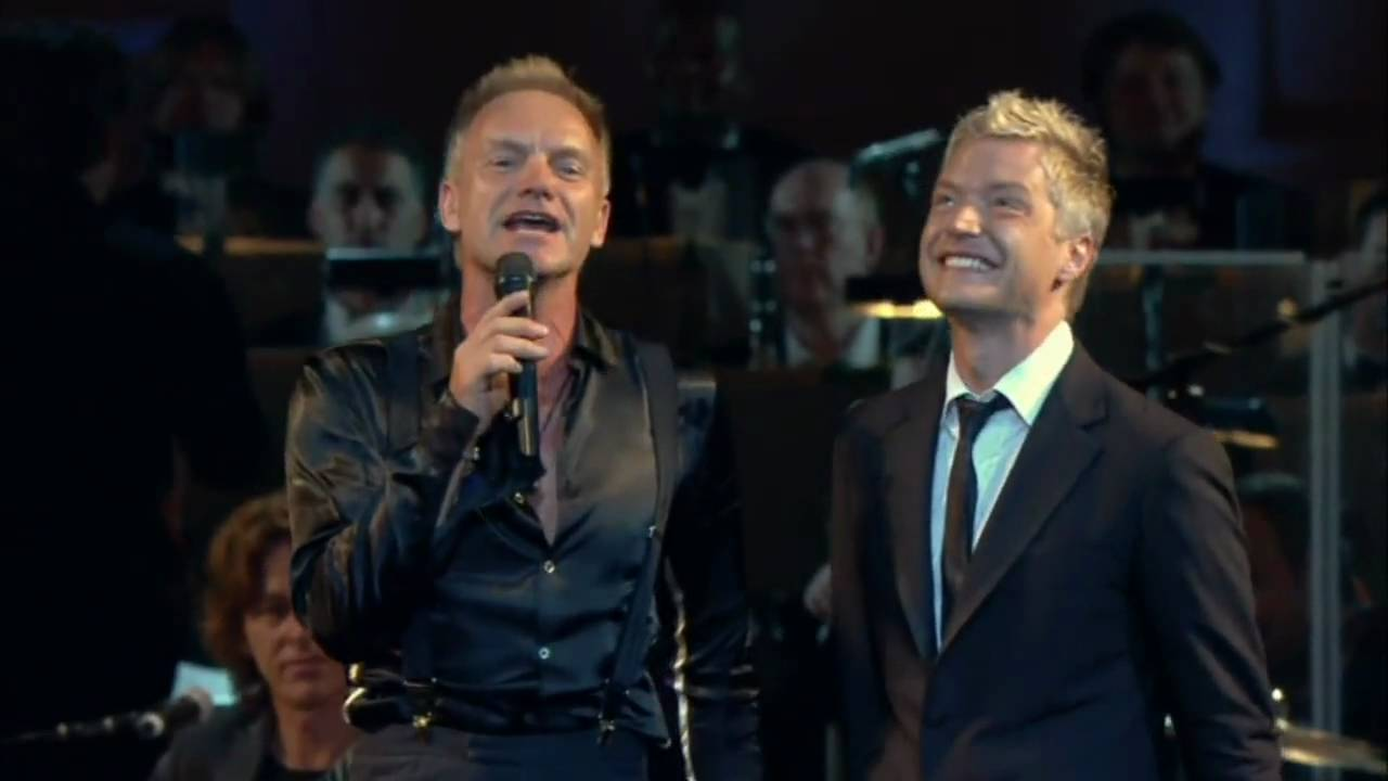 Chris Botti (feat Sting) U2013 My Funny Valentine